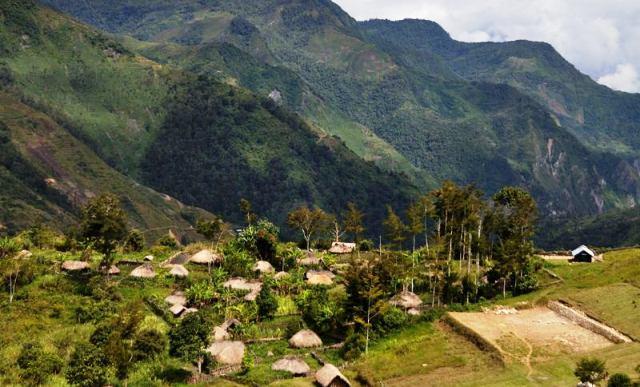 Tempat Wisata di Mamena - Lembah Baliem