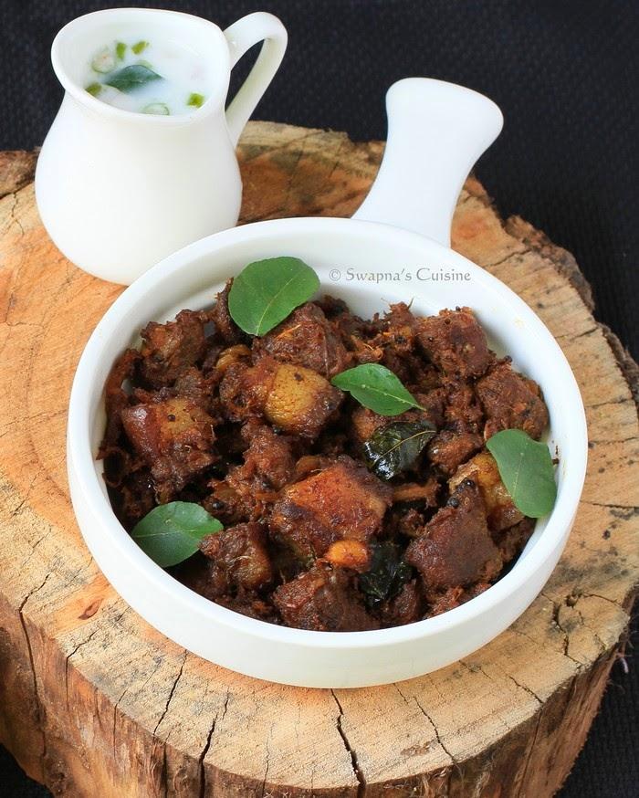 Easy Bread Pudding Recipe Kerala Style: Kerala Recipe Corner: Kappa Vada (Tapioca Fritters
