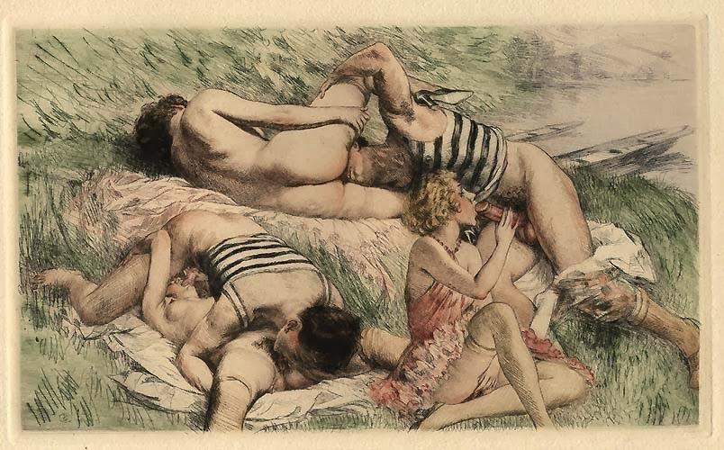 Лесбийская любовь в древности — pic 7