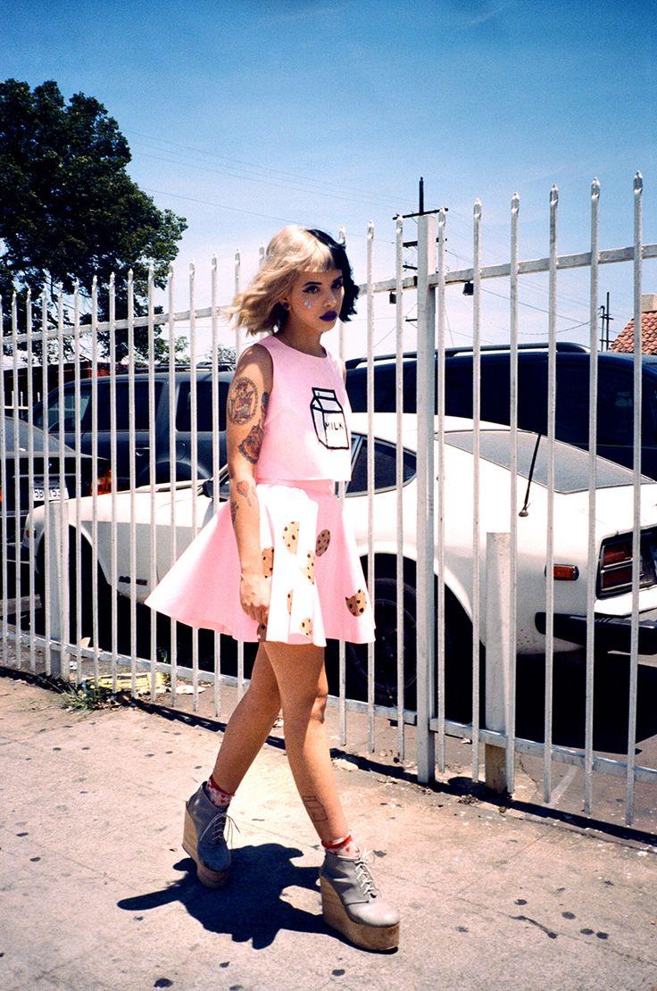 Style Crush Melanie Martinez A Petite Flower