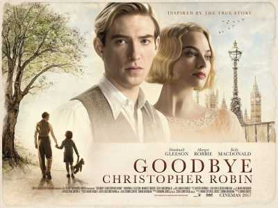 Goodbye Christopher Robin (2017) Hindi Dubbed - English 300mb Dual Audio 480p BluRay