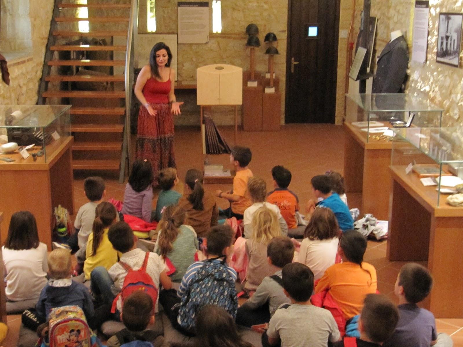 Επίσκεψη των Δημοτικών Σχολείων Τερψιθέας και Καλοχωρίου στο Μουσείο Εθνικής Αντίστασης Λάρισας (ΦΩΤΟ)