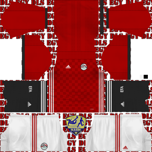 EGYPT KITS 2019 IN WORLD CUP FOR DREAM LEAGUE SOCCER KITS - KITS FTS 42ae83b00