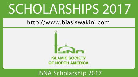 ISNA Scholarship 2017
