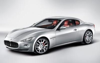 Maserati GranTurismo European market version