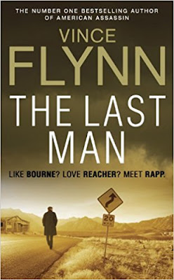The Last Man by Vince Flynn (Book cover)