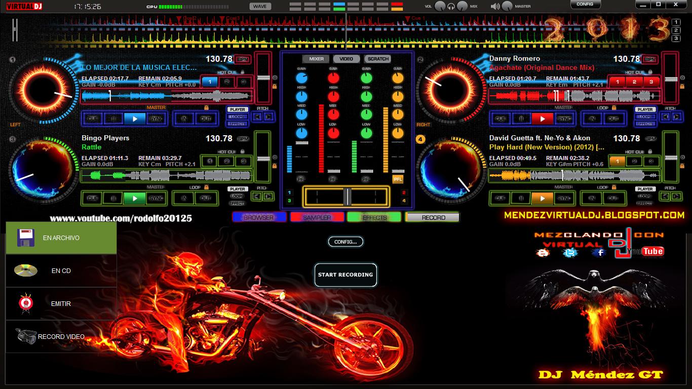 download free Virtual Dj 10 - softtvsofttop