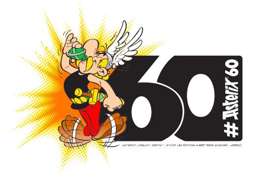 Astérix cumple 60 años. Reedición de Astérix, el galo