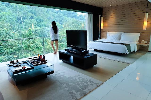 hotel terbaik untuk honeymoon di bandung