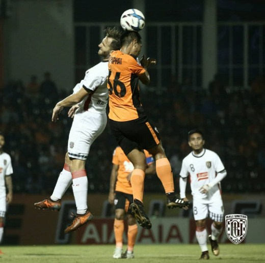 Gagal ke Liga Champions Asia, Spaso Ajak Bali United Move