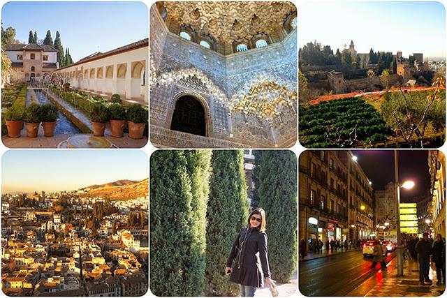 Dica de Viagem : Espanha : Granada