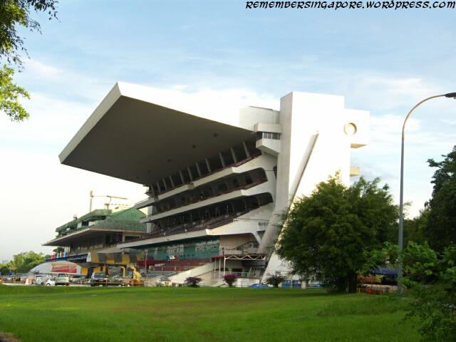 Bukit Timah Turf Club