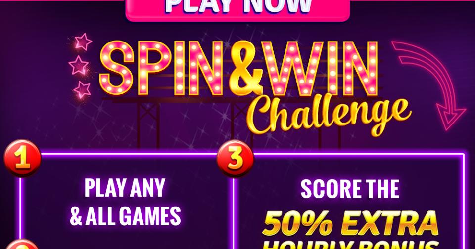 House Of Fun 50 Extra Hourly Bonus Coins Games Media