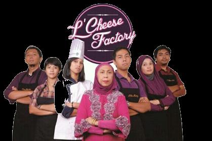 Lowongan Kerja Pekanbaru : L'cheese Factory Maret 2017