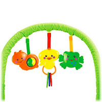 Fisher-Price M7344 Soothe 'n Play™ Bouncer