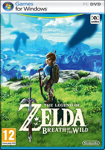 Descargar The Legend of Zelda: Breath of The Wild [PC] [Full] [Español] [ISO] Gratis [MEGA]