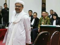 Ngawur, Kuasa Hukum Ahok Protes Tak Disalami Habib Rizieq, Padahal Gak Ada Aturan Harus Salaman