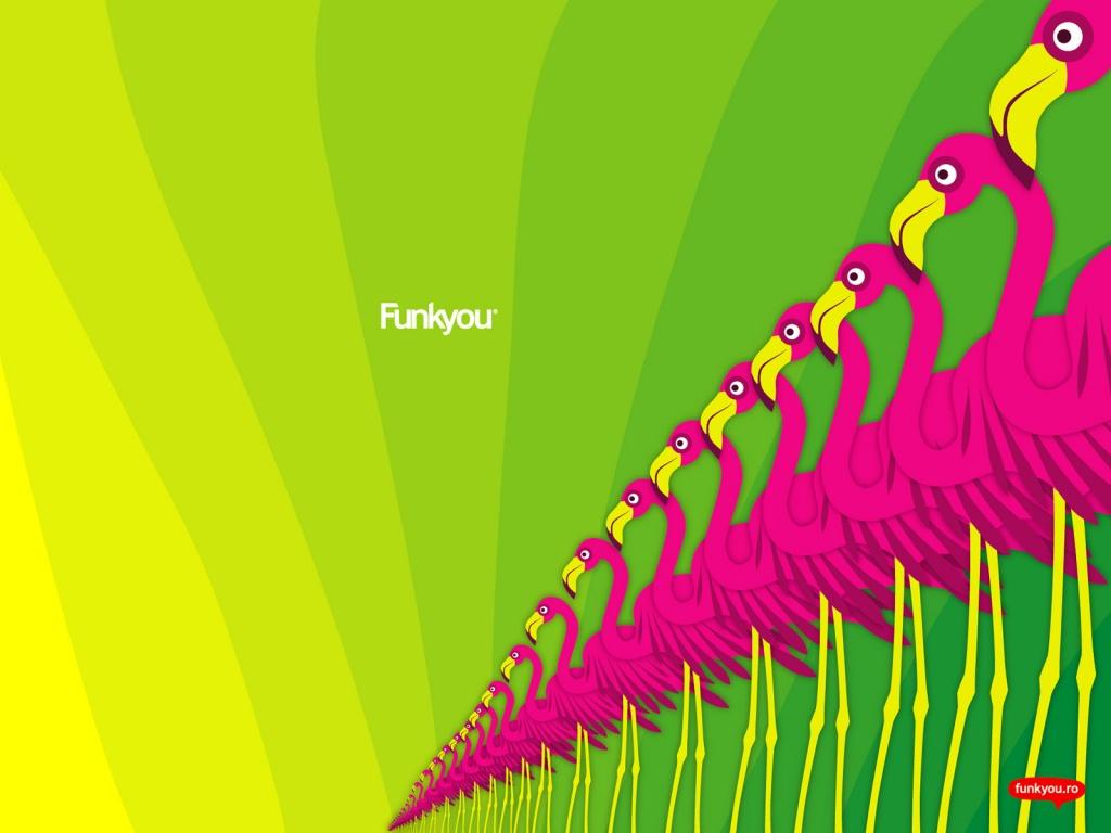 Wallpaper Blog: flamingo wallpaper