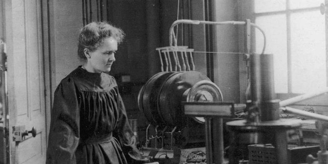 6. Marie Curie - 185