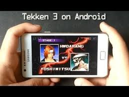 Download Tekken 3 For Android - Shehroz Tech Tips