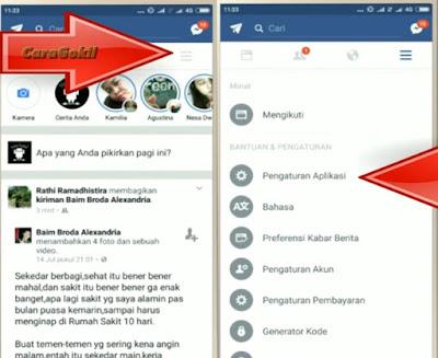Status Online FB Menjadi Offline