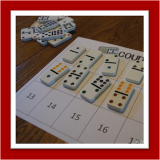 domino counting game