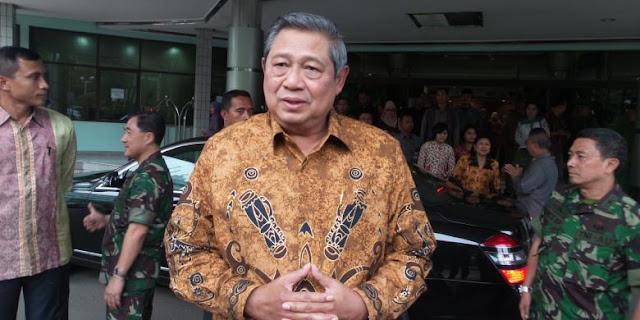 10 Tahun Menjabat, SBY: Kalau Saya Dibilang Masih Lamban, Kebangetan!