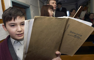 Russian Jehovah's Witnesses