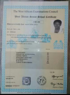 How To Go About Misplaced-Lost-Stolen and Burnt Original WAEC Certificate