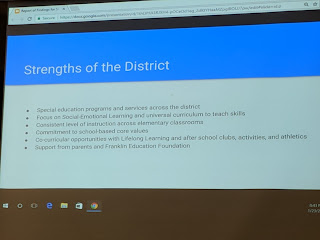 more strengths of the Franklin School District