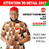 ANNOUNCEMENT! Kingsley Okonkwo( Kcee) to contest to Anambra Governorship Election