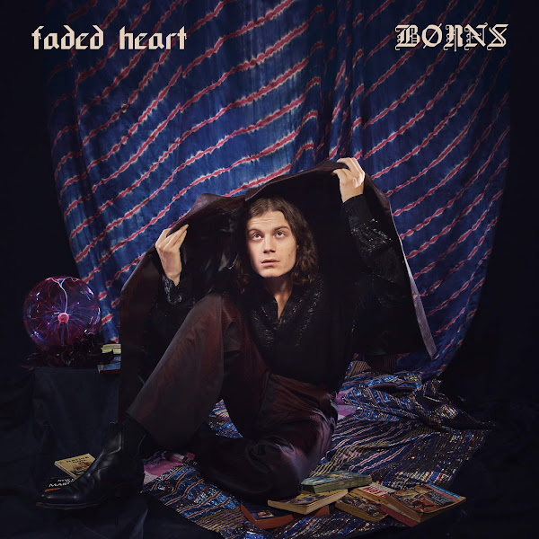BØRNS - Faded Heart - Single Cover