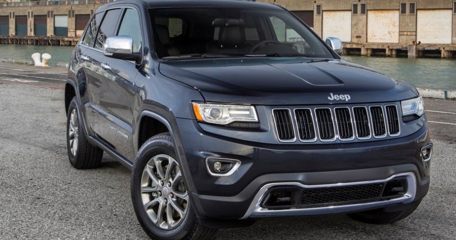 Lanzamiento: Jeep Grand Cherokee (restyling) : Autoblog ...