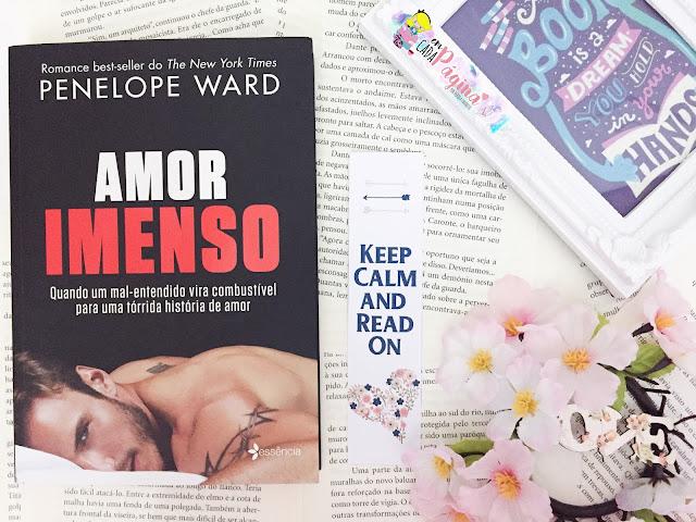 [Resenha] Amor Imenso | Penelope Ward