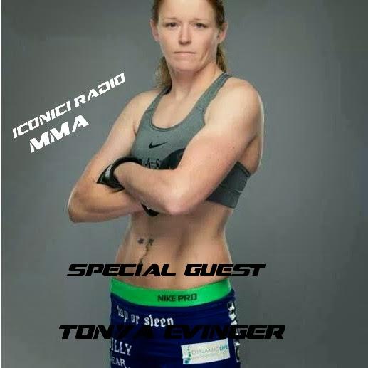 MMA Radio: Special Guest Invicta FC 8 Tonya