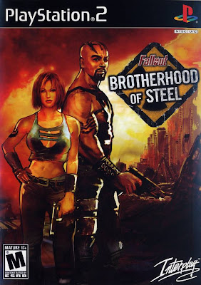 Fallout: Brotherhood Of Steel (Ps2) 2009