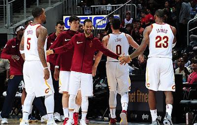 Cleveland Cavaliers - Atlanta Hawks