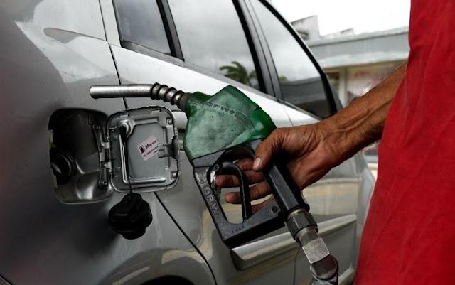 A partir del #24Sep sistema biométrico para el pago de gasolina se instalará en todo el país