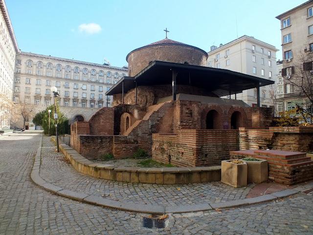 iglesias bonitas de Sofia en Bulgaria