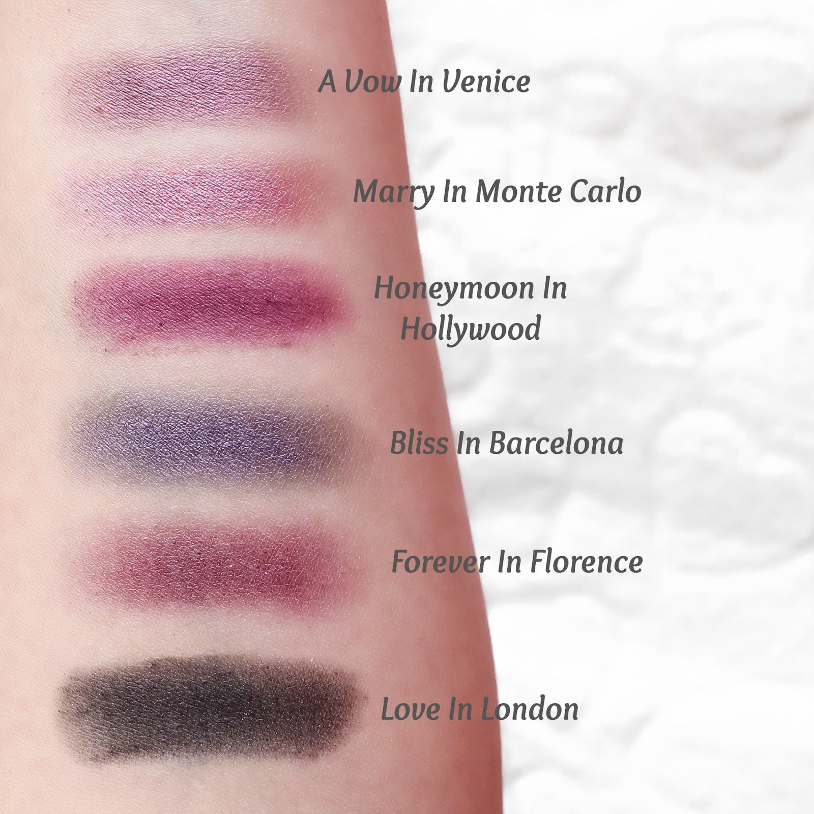 Review & Swatches : Sleek i-Divine Vintage Romance Palette ...
