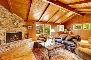 The Importance Of Cleaning Your Log Home's Fireplace Before The Upcoming Winter