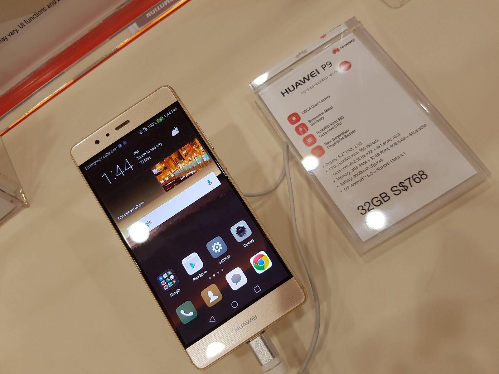 Huawei P9: Hands-On! | The Singapore Gadget Talk Show