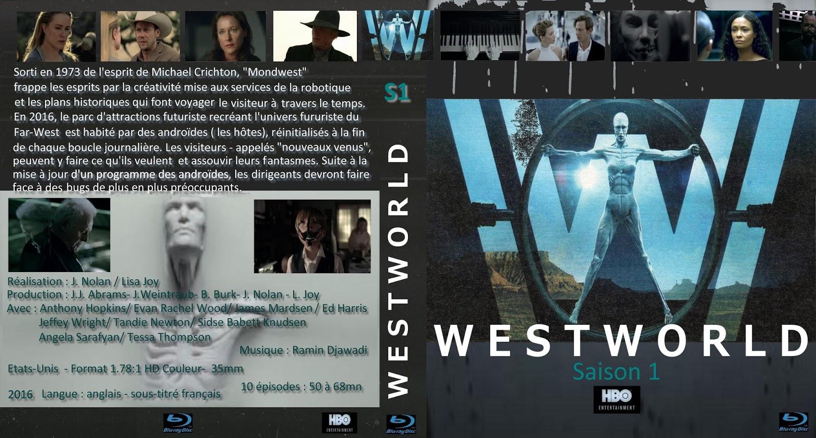 westworld saison 1