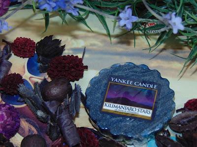 Yankee Candle, wosk zapachowy Kilimanjaro Stars