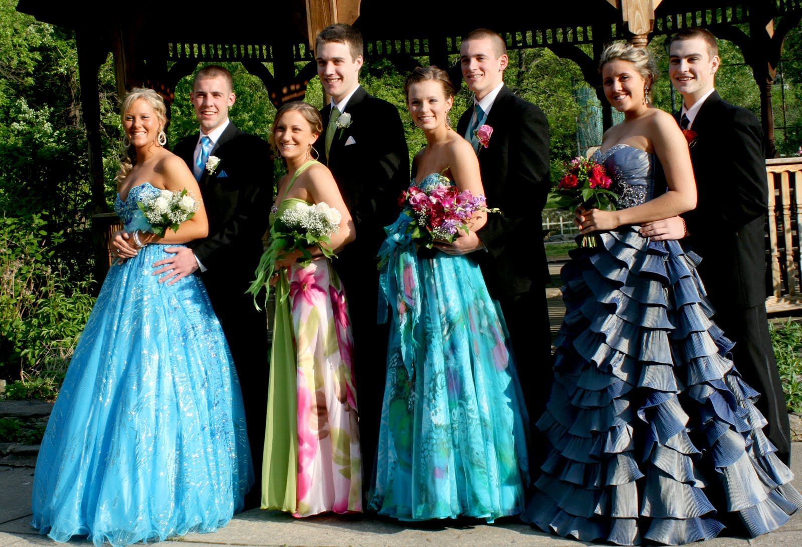 Styling in Delco: Styling at the Prom