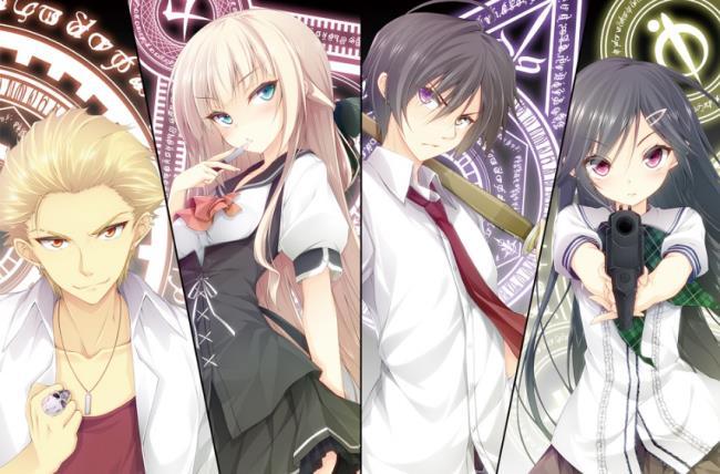 Top 25 Best Romance Magic School Anime List