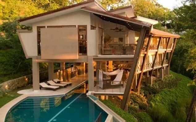 5 Alasan Menggunakan Baja untuk Rangka Rumah