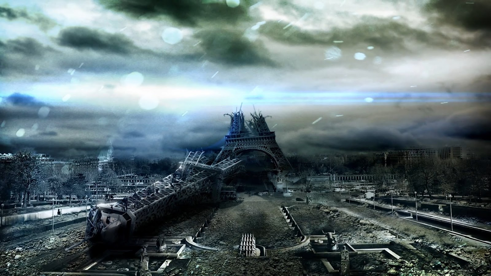 World Wildness Web: Post Apocalyptic Wallpapers