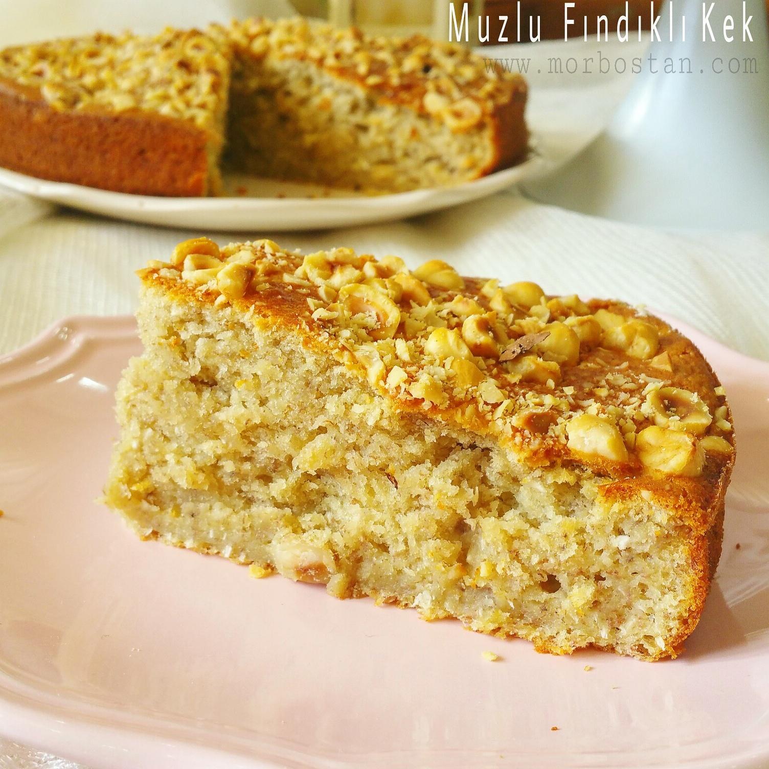 Havuçlu ve muzlu kek tarifi 58