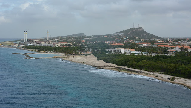 Willemstad Curacao industry